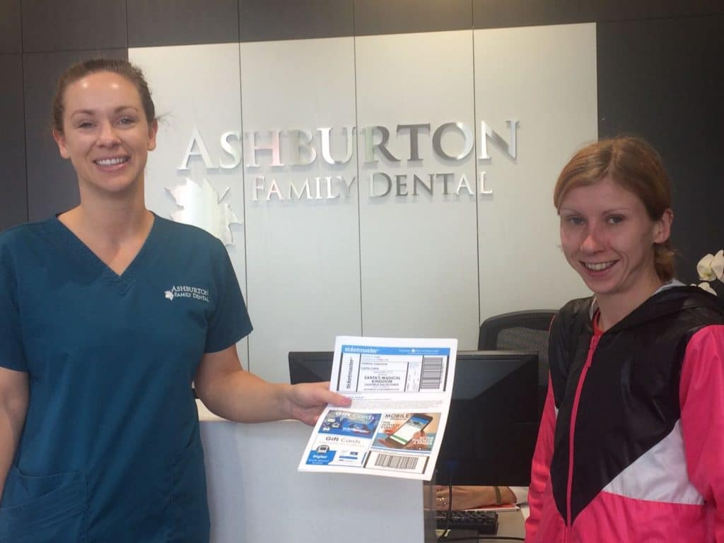 Ashburton Family Dental Monthly Give Away Nov 2018